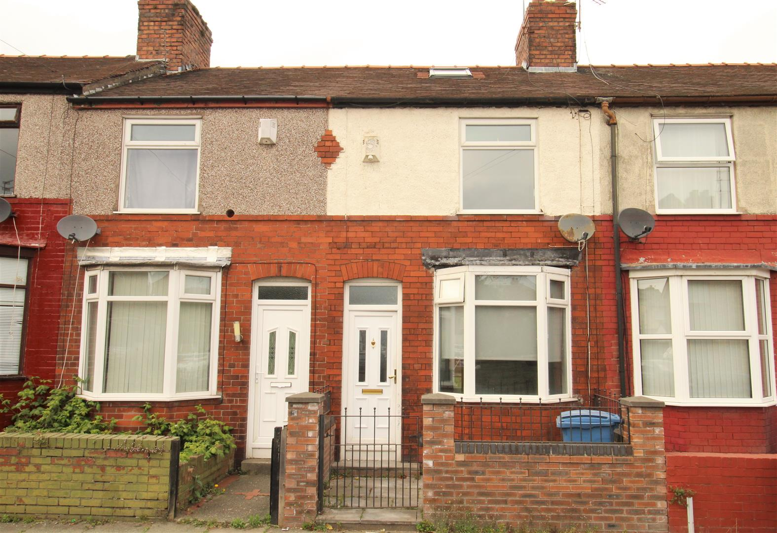 2 Bedrooms, House - Terraced, Albany Road, Aintree, Liverpool